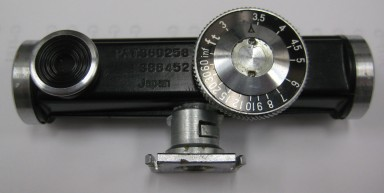 Mystery object. But if you look close, the dial is marked in units of feet.