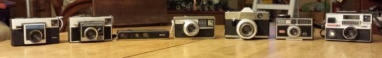 Kodak Instamatics