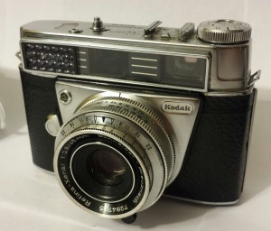 The Retina Automatic III. No fold-out lens here. 1961-1963