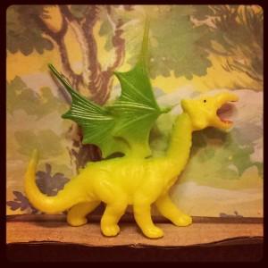 A dragon? Seriously?