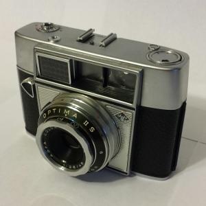 The Agfa Optima II S. 1961-1966