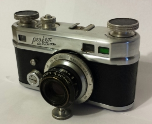 The Perfex DeLuxe. 1947-1950