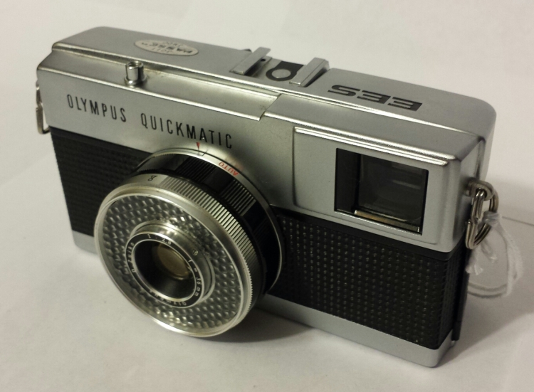 The Olympus Quickmatic EES.