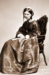 Florence Nightingale c1854