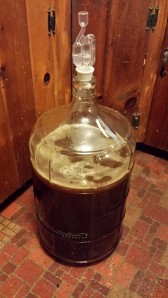 The boil is finished. The wort is cool. The yeast is added. Now for fermentation.