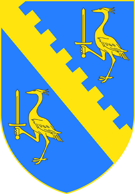 The Arms of Herongarde - more or less