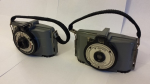 Two Winpro 35 cameras.