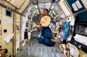 Mae Jemison during STS-47