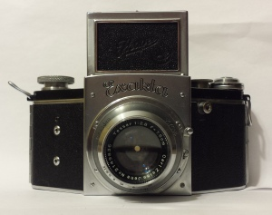 Exacta Model B - Ihagee - 5