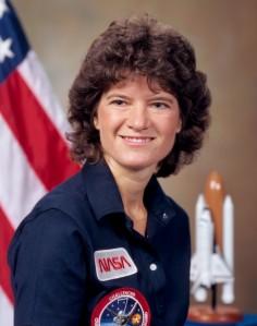 Sally Ride at NASA