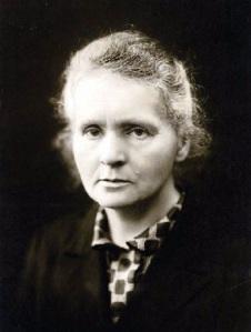 Marie Curie, c. 1920