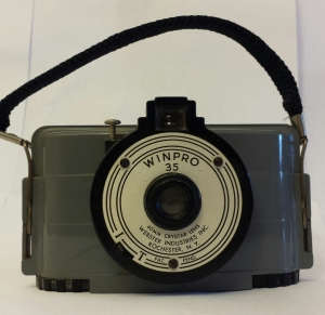 The Winpro 35, labeled Webster Industries Inc. 1947-1955