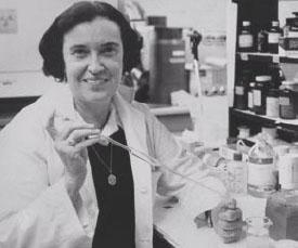 Rosalyn Yalow in 1977.