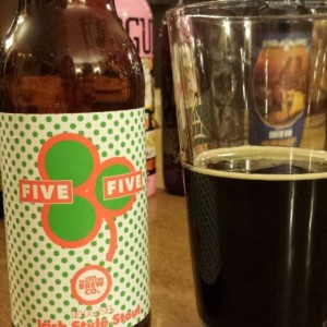 Five 80 Five by Lock 32 Brewing Company