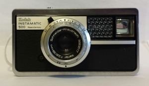 Another view of the Instamatic 500