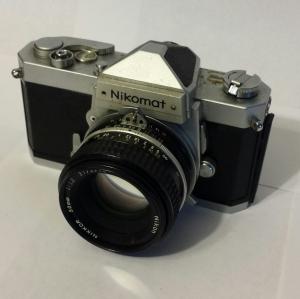 The Nikomat FT. c1965