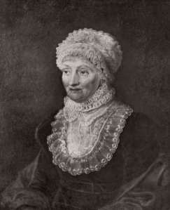 Astronomer Caroline Herschel