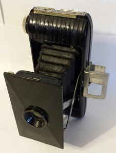 Jiffy Kodak Vest Pocket. 1935-1942