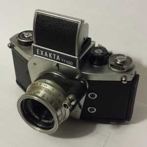 Exacta VX500 - Ihagee - 1