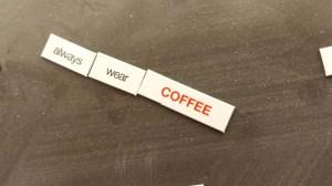 wearcoffee